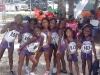 Primary Girls 400 meter entrants