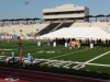 View of the west bleachers at Turner Stadium