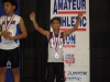 Maaz Syed, medalist in Sub-Midget Boys 1500 meter