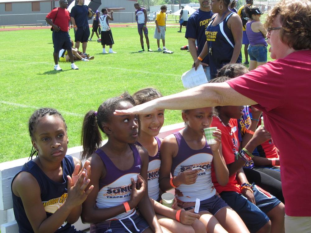 Bantam Girls 400 meter awards