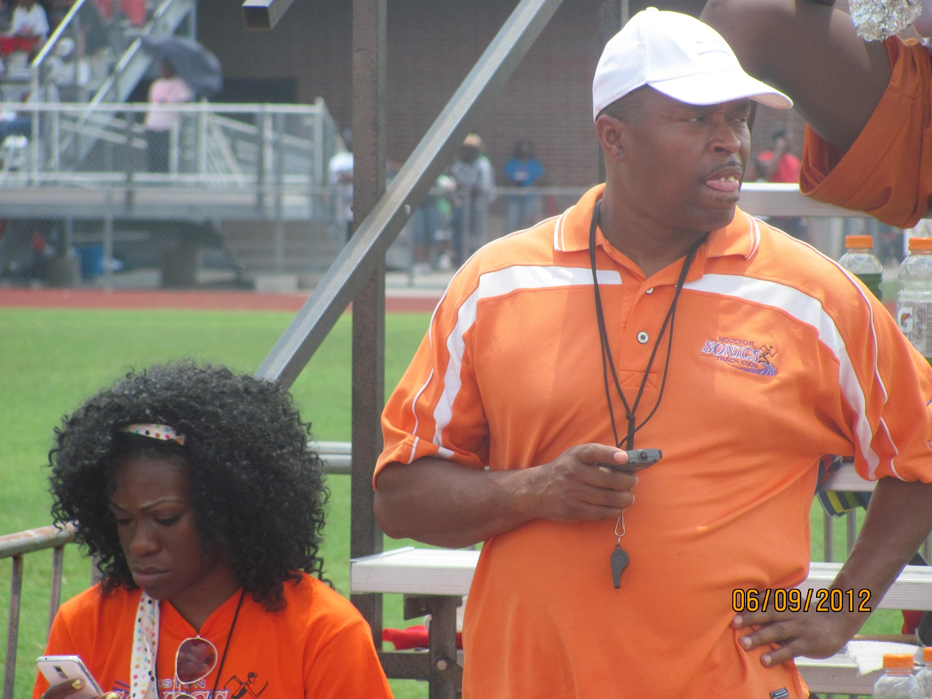 Coach Ernest