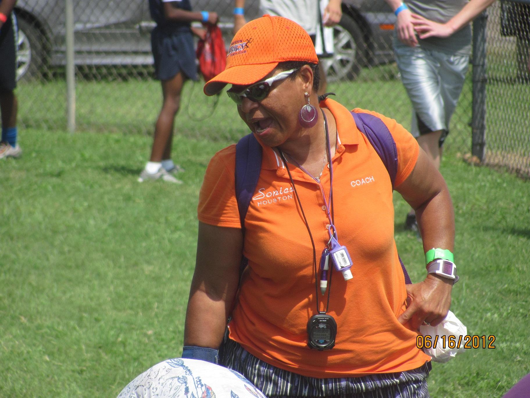 Coach Camille