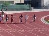 Sonics 9-year old girls in the 100m