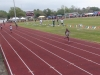 Tyra winning big in the 200m
