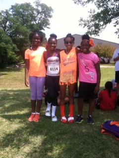 Tia, Trinity, Nylah, and Tyra