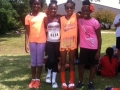 Tia, Trinity, Nylah, and Tyra
