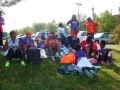 Sonics camp outside the stadium