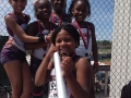 Primary Girls 4x100 relay