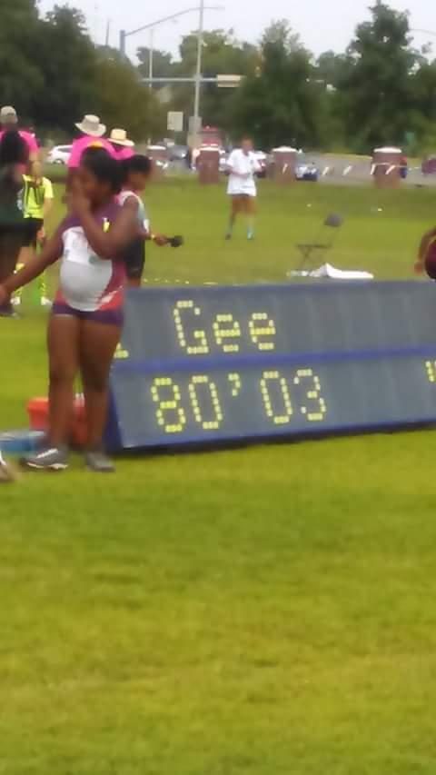 Octavia's national record