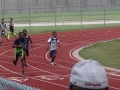 Arik in the 400m