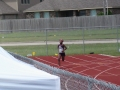 Jurnee in the 400m