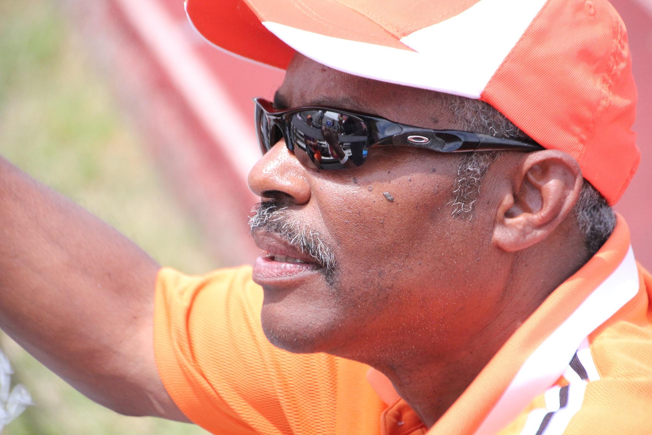 Coach Kenneth Jackson