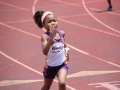 Kamaryn running the 400m