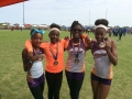 11-12 girls 4x100 relay champs