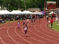 Bantam girls 4x100 A team