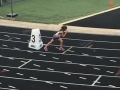 Angela in the 400