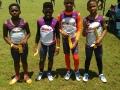 11-12 boys 4x100