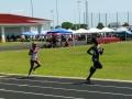 Raven running the 800