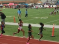 Kylin running the 800
