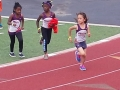 Primary girls 4x100