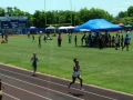 Kylin running the 200