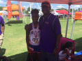 Jaiden and Coach Tim