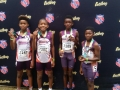 11-12 Boys 4x800 relay earns 3rd place medal