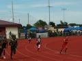 Tiras running the 200