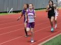 Jill running the 800
