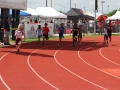 Morgan starting out in the 800