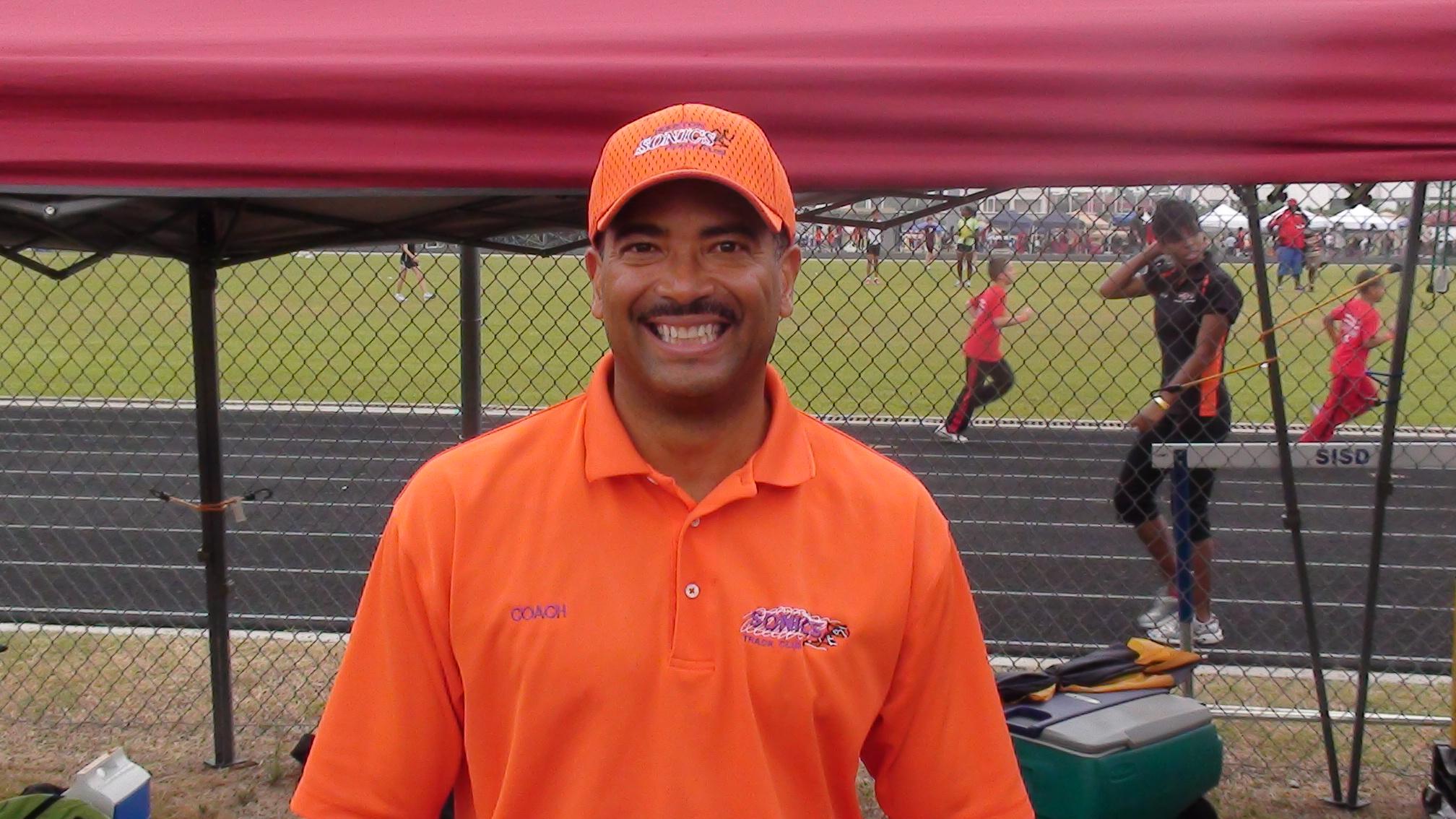 Coach Dana Raspberry
