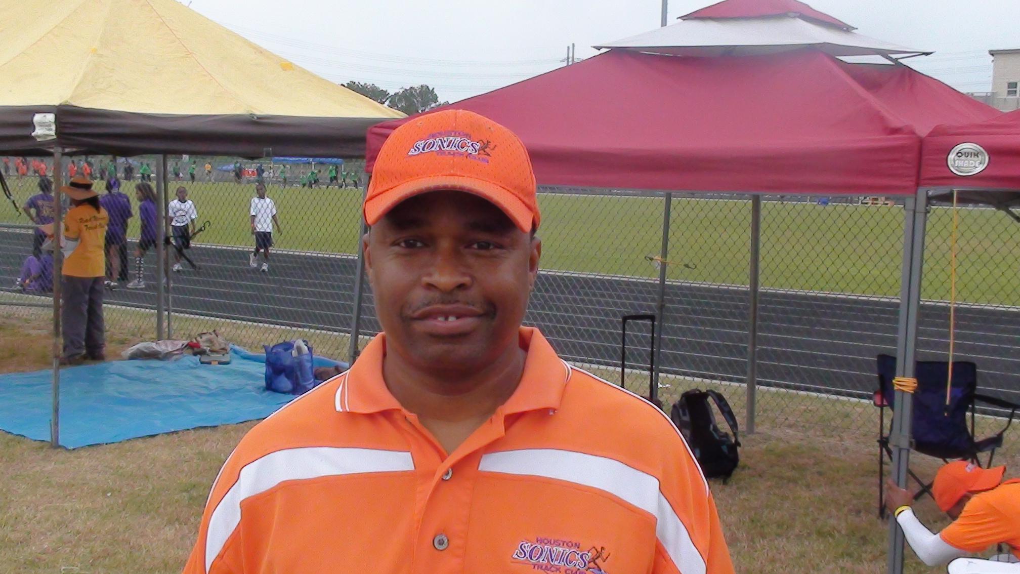 Coach Ernest Bell